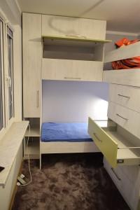Wielofunkcyjne łóżko piętrowe 10