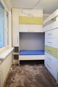 Wielofunkcyjne łóżko piętrowe 2