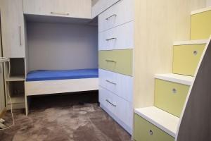 Wielofunkcyjne łóżko piętrowe 6