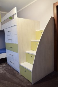 Wielofunkcyjne łóżko piętrowe 7