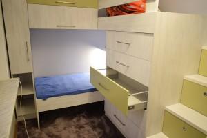 Wielofunkcyjne łóżko piętrowe 8