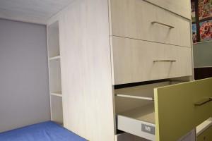Wielofunkcyjne łóżko piętrowe 9